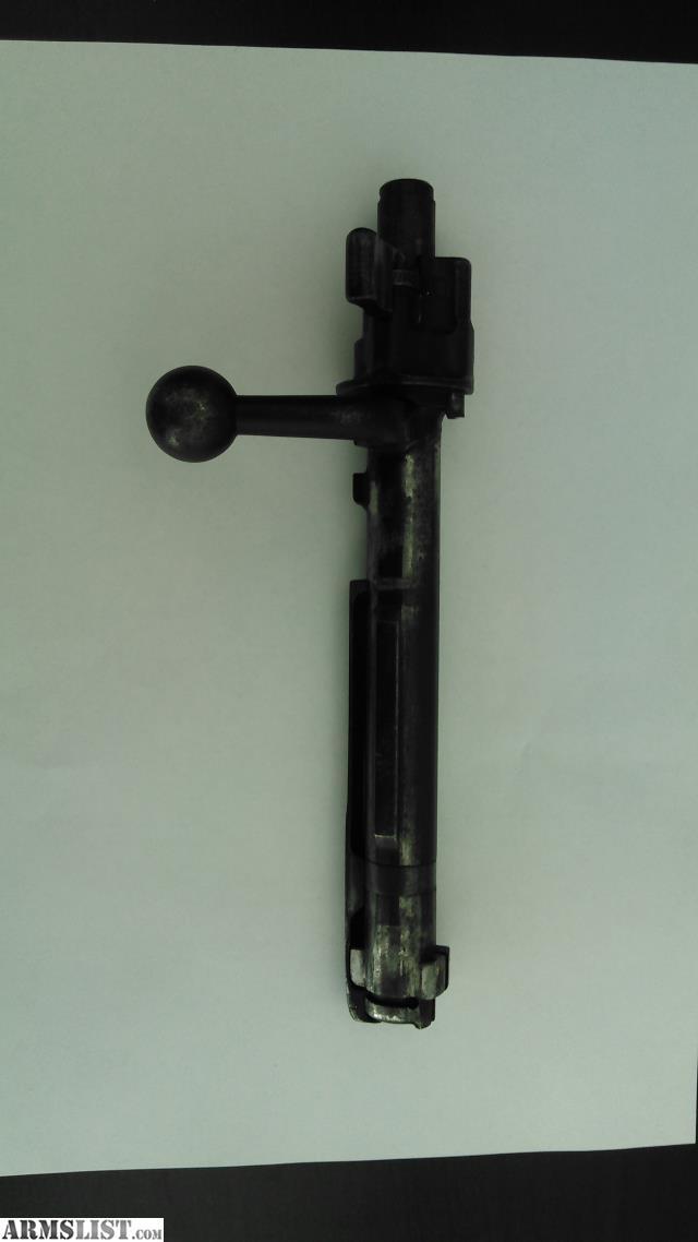ARMSLIST - For Sale: WWII Mauser K98k Bolt - German Marked ...