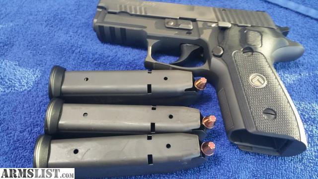 ARMSLIST - For Sale: Sig Sauer P229 Legion Series .357 SIG 357