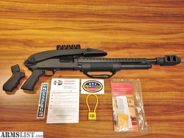 armslist for sale 12 ga mossberg 500 roadblocker