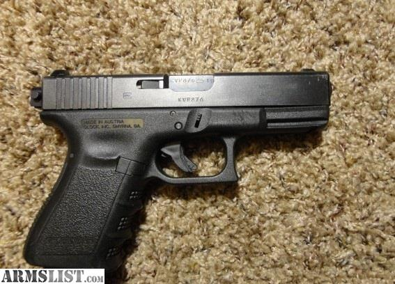 glock machine gun