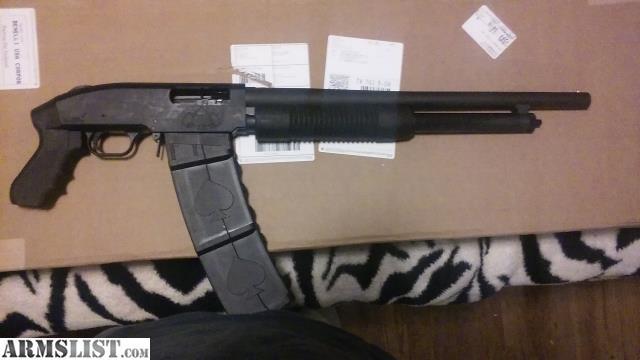 Dallas Gun Trader >> ARMSLIST - For Sale: 12 gauge pump/ 10 round magazine
