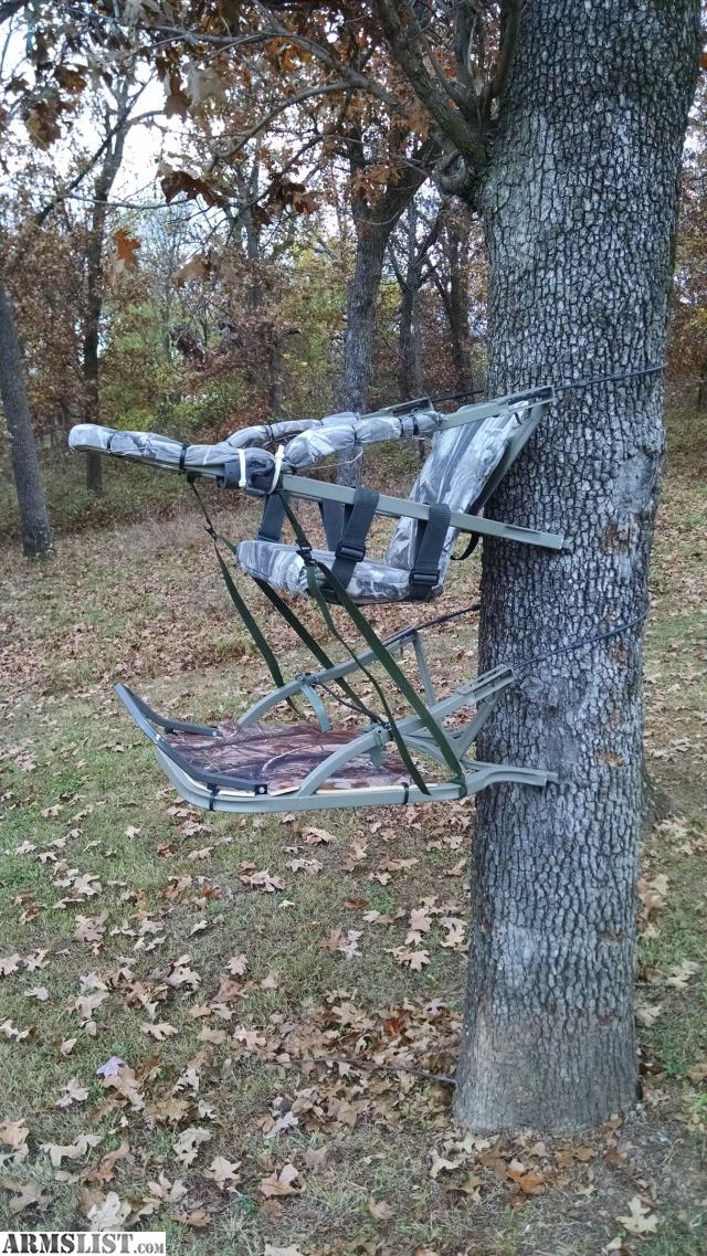 Armslist For Sale Trade 2 Summit Climbing Tree Stands