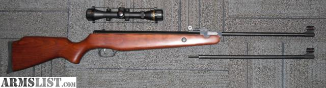 Armslist For Sale Beeman Sportsman Rs2 177 And 22 Cal