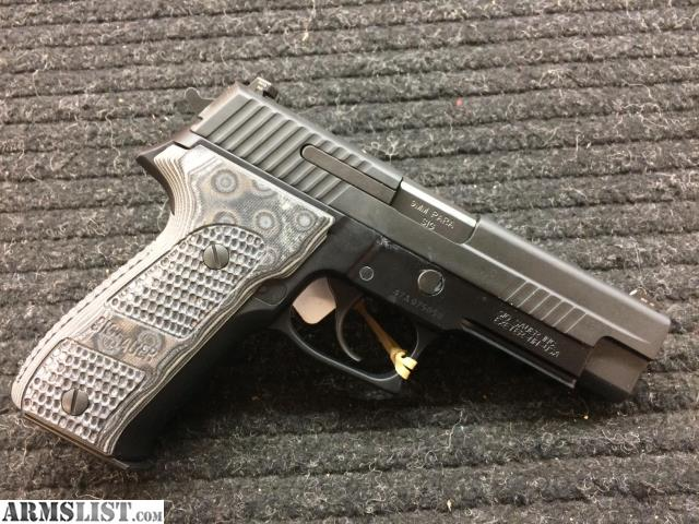 ARMSLIST - For Sale: Sig Sauer P226 Extreme 9mm