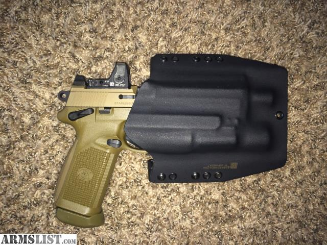 Armslist for trade fde fnx 45 tactical w rmr and surefire trade