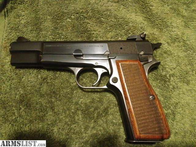 browning hi power serial number dating Got my browning hi power today- how did you got a call from my ffl today- & my browning hi power has - my serial number starts with 245pp.