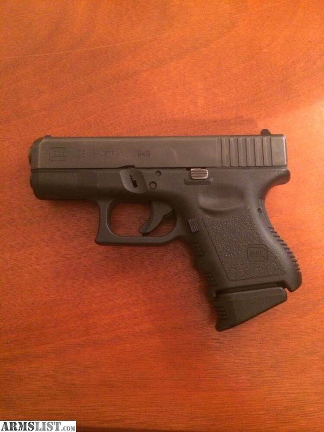 ARMSLIST - For Sale: Glock 26 gen 3