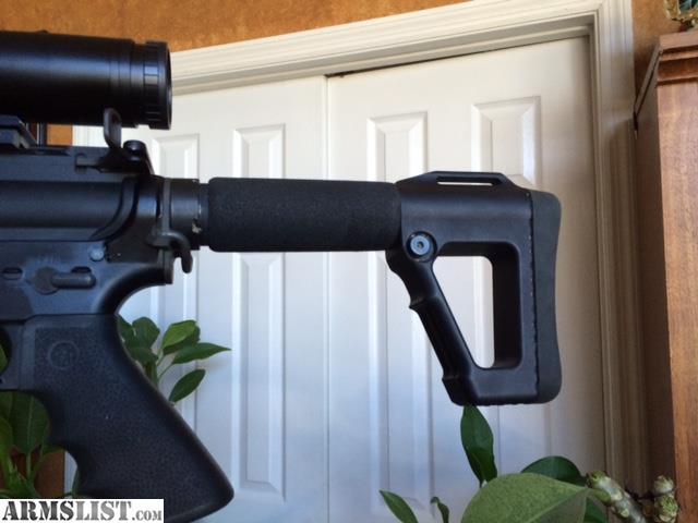 armslist for sale ace socom gen 4 6 5 smk. Black Bedroom Furniture Sets. Home Design Ideas