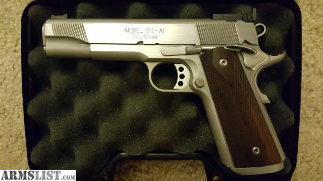 Armslist For Sale Trade Springfield Loaded Target 1911 45 Ss