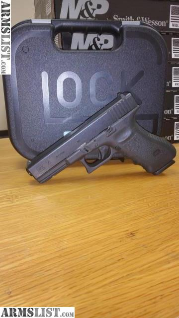 Glock penetration law enforcement