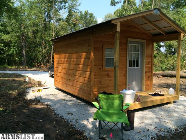 Armslist For Sale Hunting Cabin Shed New Tiny House