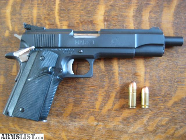 ARMSLIST - For Sale: LAR Grizzly .45 WIN MAG semi-auto pistol