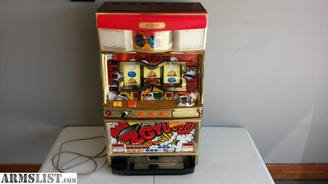 pachislo slot machine for sale