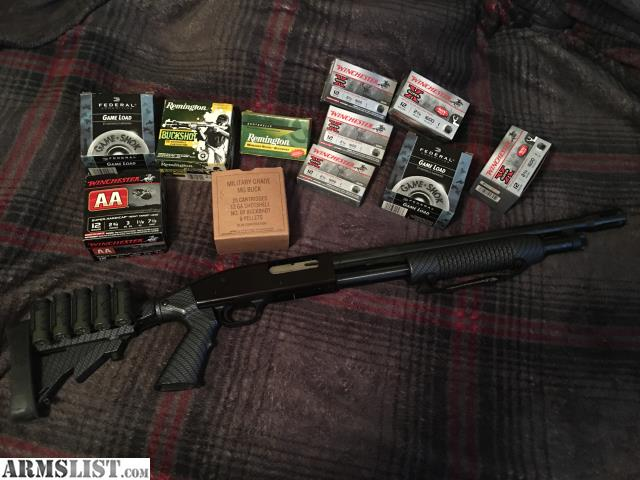 Armslist for sale mossberg 500a 12ga for 12 ga door breaching rounds