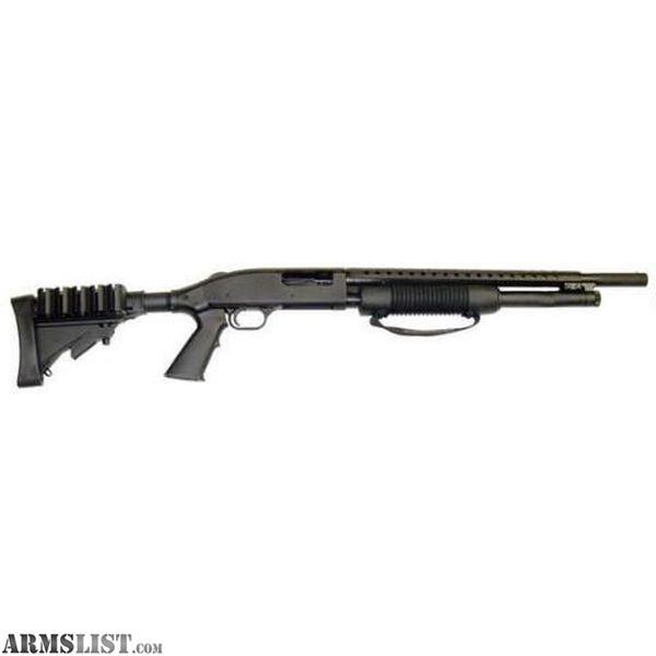 ARMSLIST - For Sale: Mossberg 500 Tactical Persuader Pump ...