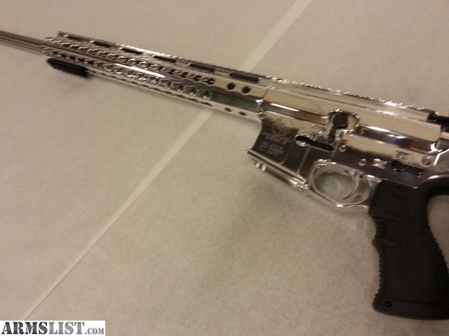 ARMSLIST - For Sale: SCW Billet AR15  223 Wylde Precision Rifle