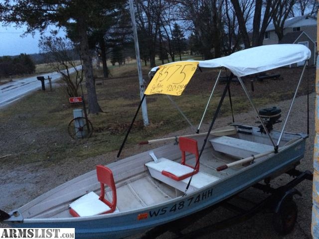 Aluminum Boats For Sale With Motor