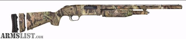 ARMSLIST - For Sale/Trade: Youth Camo 20ga Mossberg mini ...