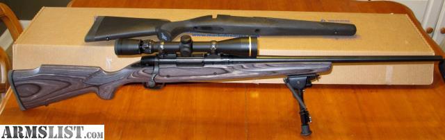 Armslist For Sale Marlin Xs7 7 08 In Custom Stock