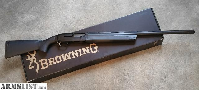armslist for sale browning maxus stalker black 12 ga 3 5 rh armslist com Browning Maxus Duck Blind browning maxus owners manual