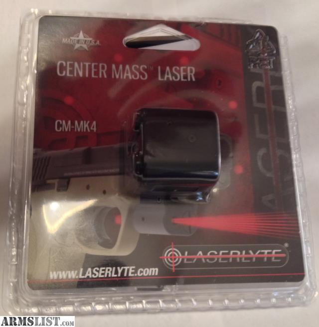 Laserlyte Shotgun Laser: For Sale: LaserLyte Center Mass CM-MK4 Attachment