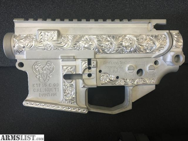 Armslist For Sale Custom Made Billet Ar Lowers Amp Uppers