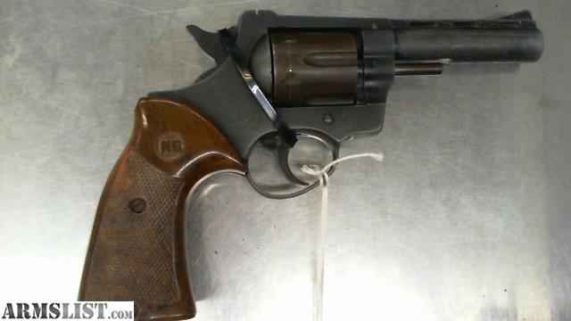 Dallas Gun Trader >> ARMSLIST - For Sale: ROHM GMBH 38 SPECIAL