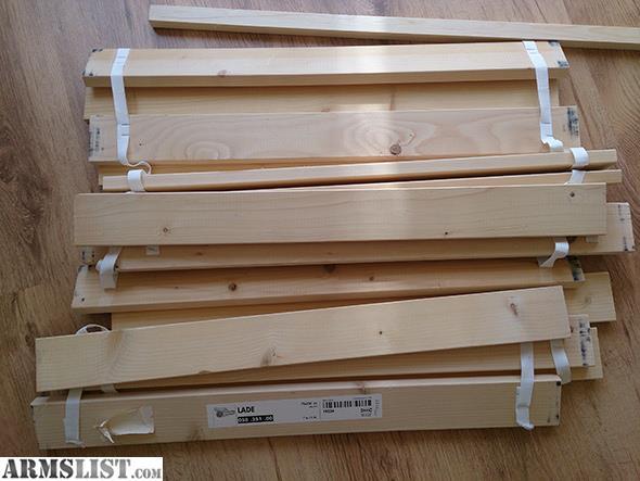 armslist for sale king bed frame ikea malm low series. Black Bedroom Furniture Sets. Home Design Ideas