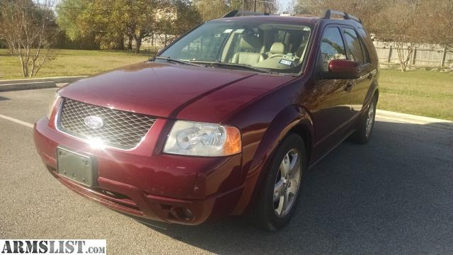armslist for sale 2005 ford freestyle limited awd. Black Bedroom Furniture Sets. Home Design Ideas