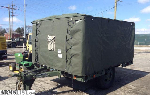 ARMSLIST - For Sale: MKT99 military field kitchen from the army