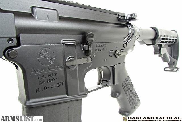 ARMSLIST - For Sale: (New) Armalite M-15 Light Tactical Carbine 5.56x45mm MFG # M15LTC16