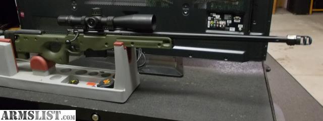 Liveleak.com - Arctic Warfare Super Magnum (sniper rifle ...
