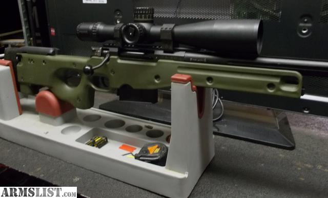 Original accuracy international arctic warfare ... for sale