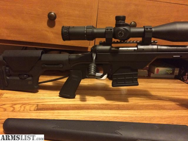 Armslist For Sale Savage 6 5 Creedmoor Mdt Lss Xl Chassis