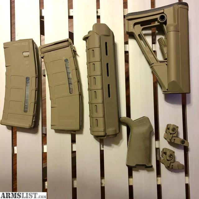 Armslist For Sale Magpul Furniture Set