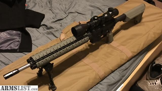 ARMSLIST - For Sale: AR-15 Long Range Set-up