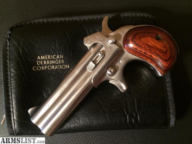 ARMSLIST - For Sale/Trade: American derringer 410/45 long colt