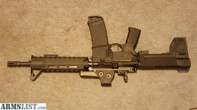 Armslist For Sale Trade 5 56 Ar Pistol
