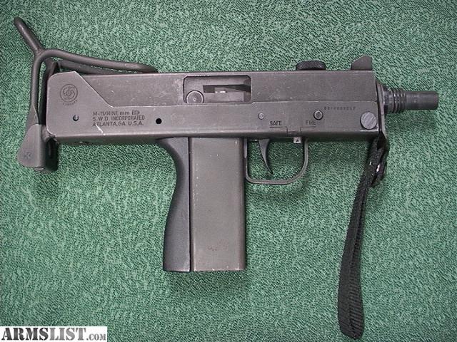 sub machine gun for sale