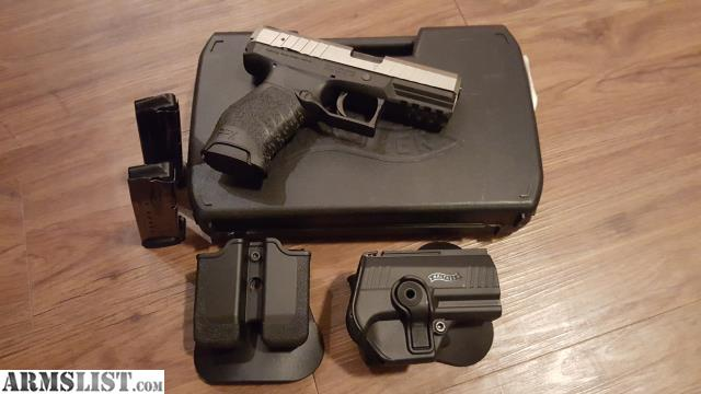 Walther Ppx 40 S W For Sale - Mec-Gar 1911 Officer 9mm 8-Round Magazine