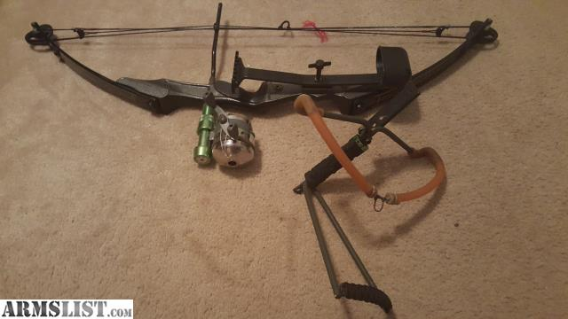 Armslist for sale bow fishing gear for Crossbow fishing kit