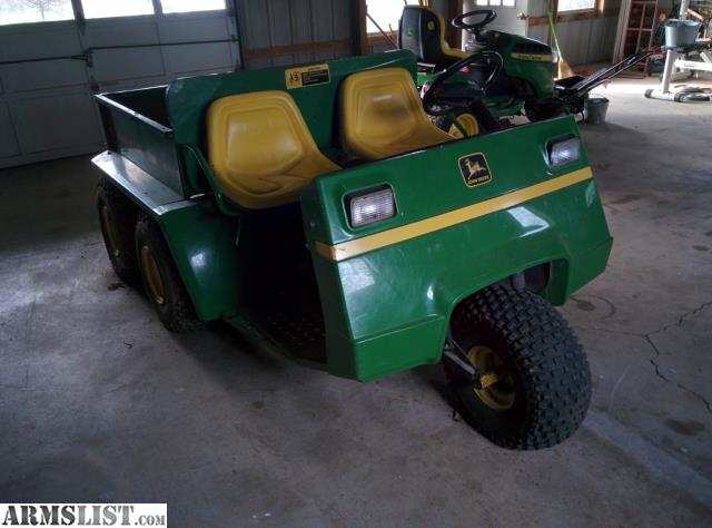 Armslist For Sale John Deere Gator