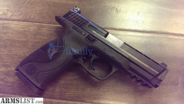 Armslist for sale smith s w m p perf center ported for M p ported core 9mm