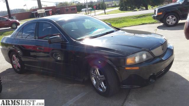 armslist for sale trade 2002 lincoln ls with lse package. Black Bedroom Furniture Sets. Home Design Ideas