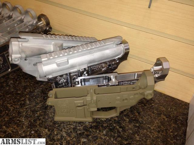 ARMSLIST - For Sale: AR15 Lowers (KTF)