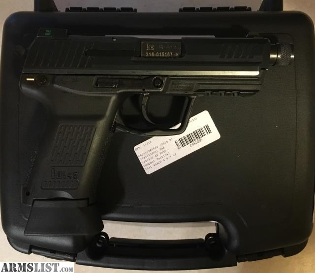 ARMSLIST - For Sale/Trade: HK45CT V3 Compact Tactical MK24 ...