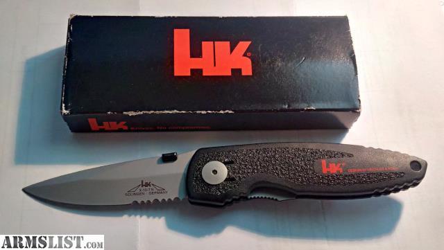 ARMSLIST - For Sale: Heckler & Koch HK X-15-TN drop point
