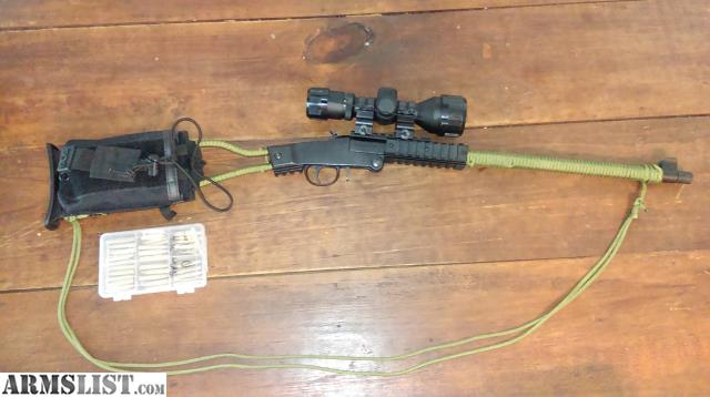 For sale chiappa little badger survival rifle