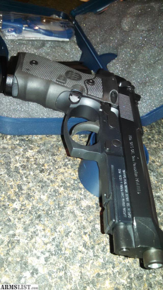 Beretta M9a1 Laser - #traffic-club