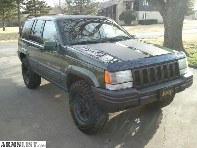 armslist for sale 1996 jeep grand cherokee. Black Bedroom Furniture Sets. Home Design Ideas